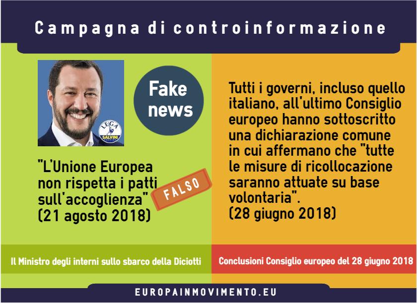 Non avrò pace fin che campo se non ci si sbarazza di Matteo Salvini Salvinidiciottiuenonrispettaipatti