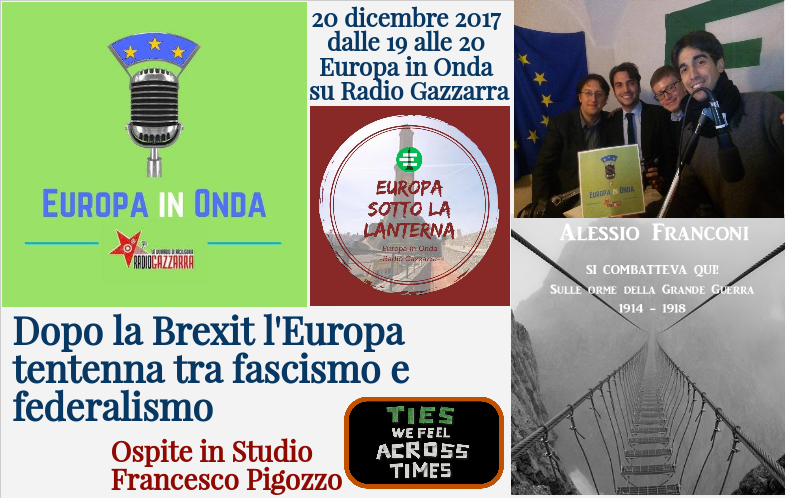 Europa in onda su Radio Gazzarra