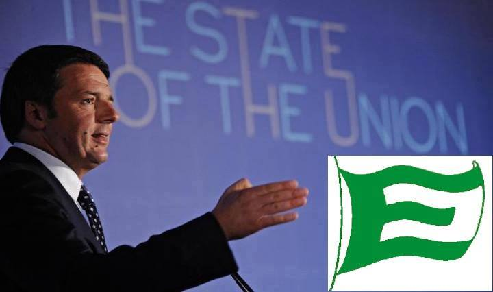 Renzi a State of the Union