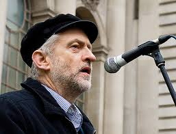 Jeremy Corbyn, the new leader of the British Labour Party