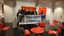 Campagna per la Federazione Europea: Flashmob a Bruxelles-17