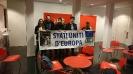 Campagna per la Federazione Europea: Flashmob a Bruxelles-1