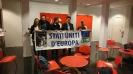 Campagna per la Federazione Europea: Flashmob a Bruxelles-5