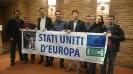 Campagna per la Federazione Europea: Flashmob a Bruxelles-9