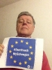 Flashmob Per un'Europa senza frontiere Genova 2016