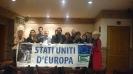 Campagna per la Federazione Europea: Flashmob a Bruxelles-3