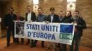 Campagna per la Federazione Europea: Flashmob a Bruxelles-6
