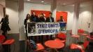 Campagna per la Federazione Europea: Flashmob a Bruxelles-7